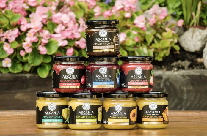 """Український мед від """"Асканія-Пак"""" розпочав продажі в Сінгапурі"""
